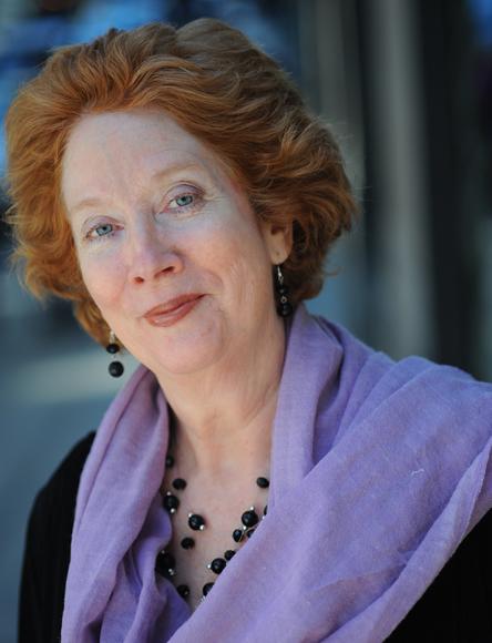 Author and Media Coach Joan Detz